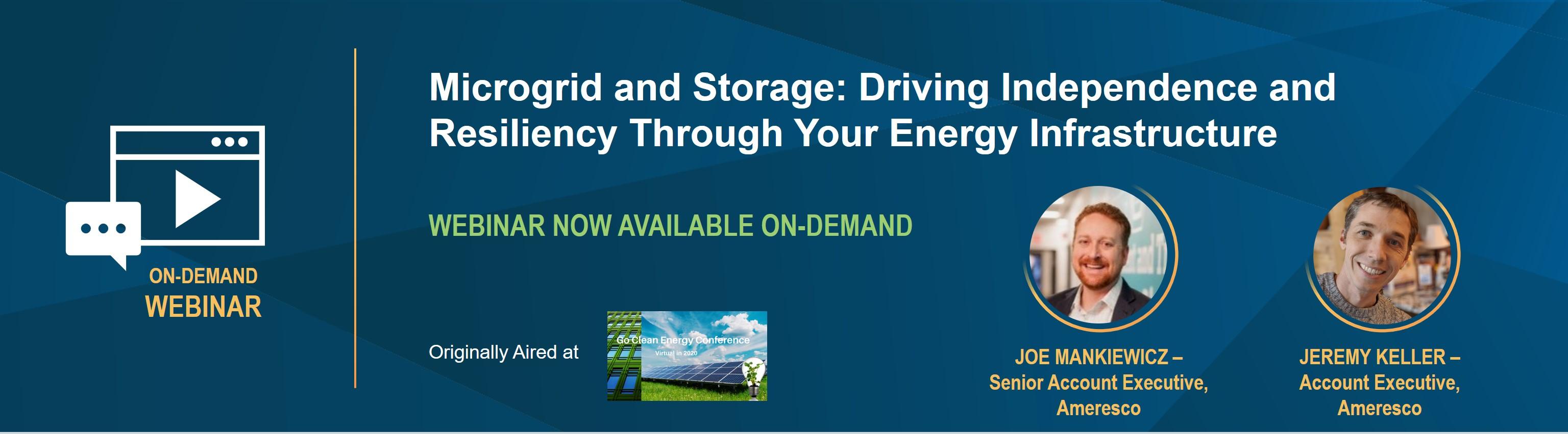 Go Clean Energy LP Header Image Condensed